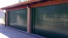 Puertas de garaje Majadahonda