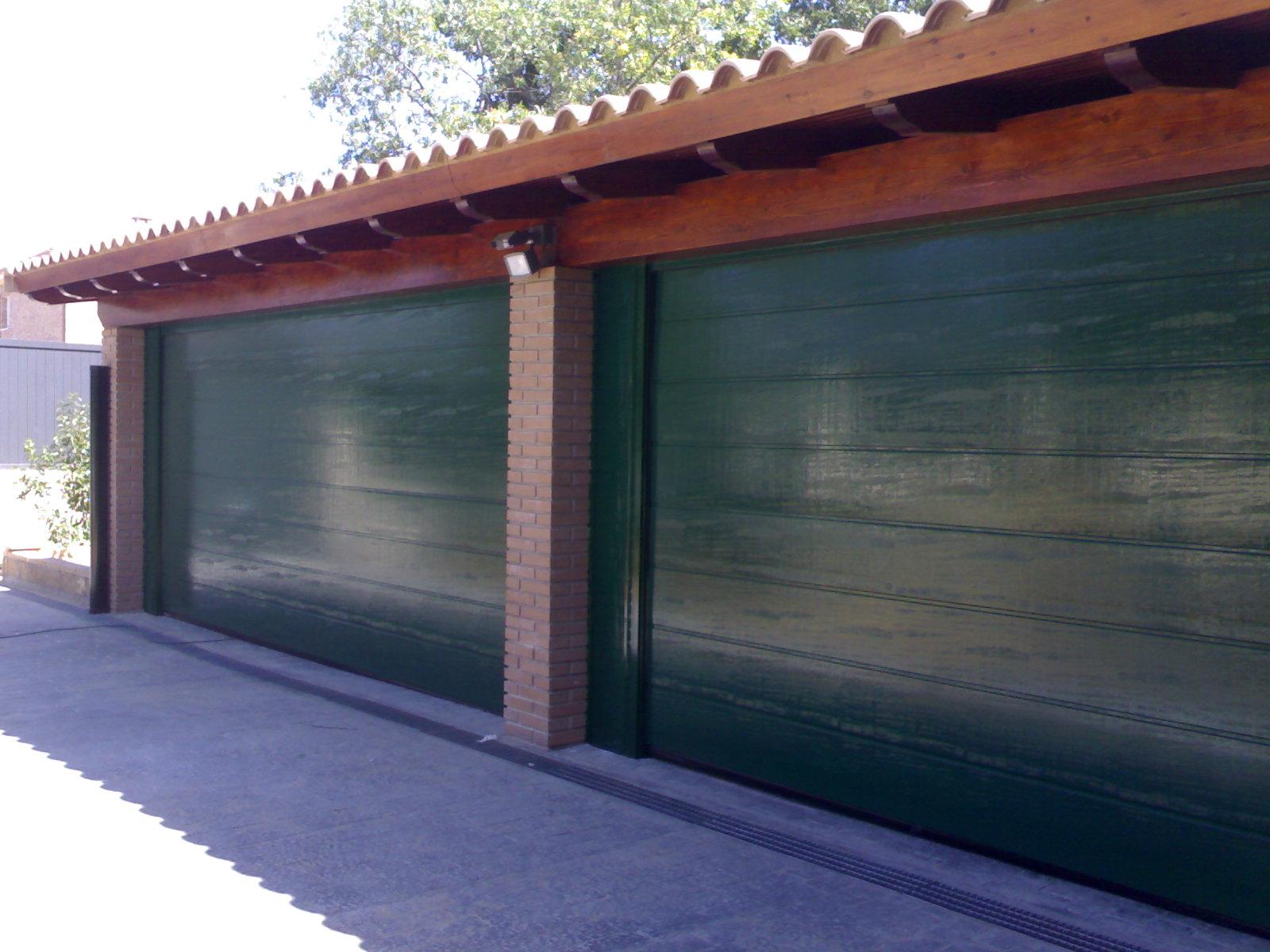 Puertas de garaje en majadahonda puertas de garaje - Puertas de garaje ...